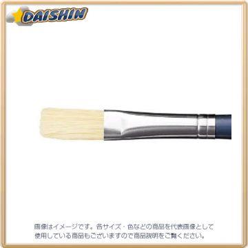 Sakura Crepus Brush Made from Pig Hair BR#10, Plastic Shaft, Flat