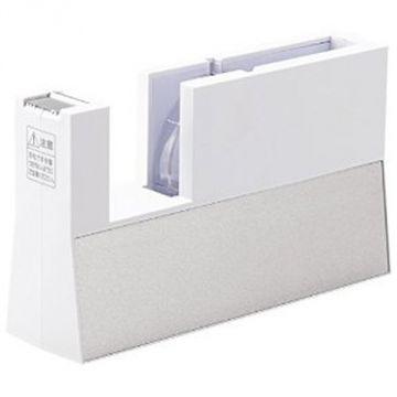 Nichiban Tape Cutter Straight Line TC-CB5, White, Large