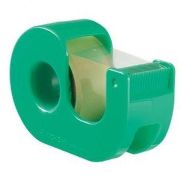 Nichiban Cellophane Tape Komaki Green with Cutter 19277 CT-18Drg