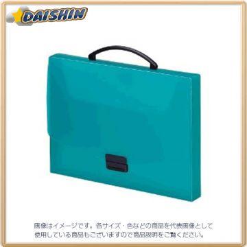 Lihit Lab Bag, A4, 7883 A-5005-28, Blue-Green
