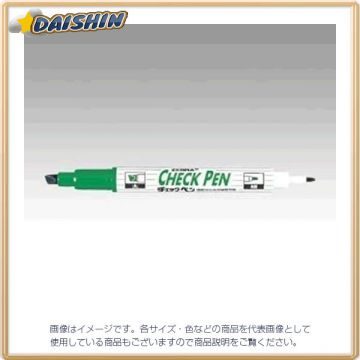 Zebra New Check Pen 12514 MW-151-CK-G, Green