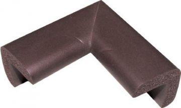 Trusco Nakayama Safe Cushion Corner TAC-30, Small, Brown