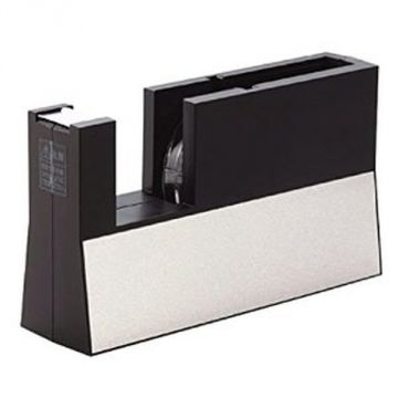 Nichiban Tape Cutter Straight Line Beauty Black 5517 TC-CBK6