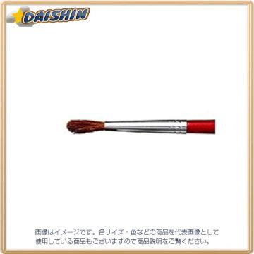 Cherry Clepas Brush Made from Horse Hair UR#4, Plastic Shaft, Round