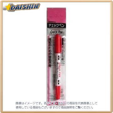 Zebra New Check Pen 12513 MW-150-CK-R, Red