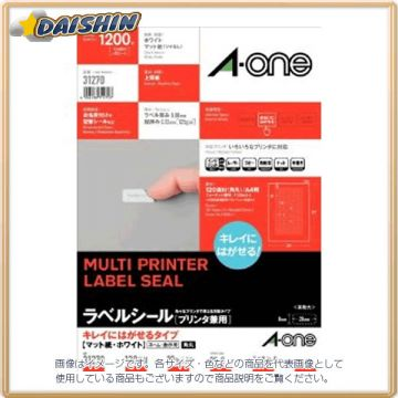 A-One Multi-Label 120 Face Re-Peeling 10-Included 947431