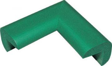 Trusco Nakayama Safe Cushion Corner TAC-28, Small, Green