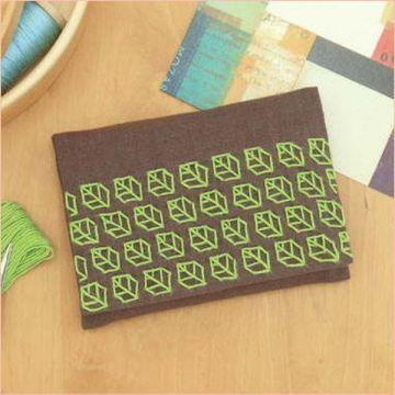Olympus Pocket Tissue Cover, Leaf