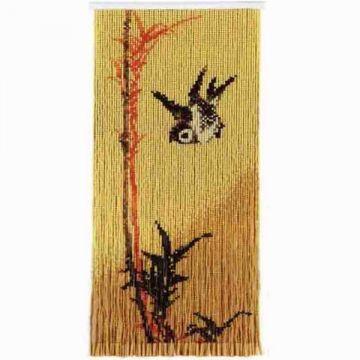 Motohiro Bamboo And Sparrow Skill Tapestry Beading Kit