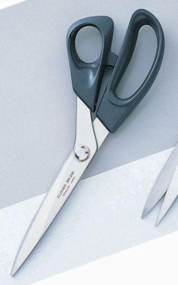 Clover Stainless Cloth Scissors Sr-240