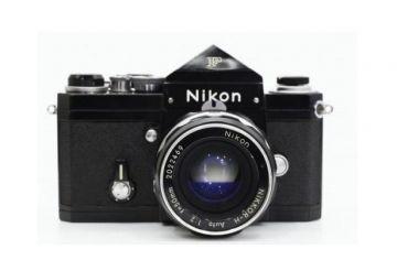 (Used) Nikon F Eye-Level Black Body