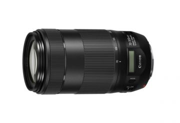 (Used) Canon Telephoto Zoom Lens EF70-300mm F4-5.6 IS USM