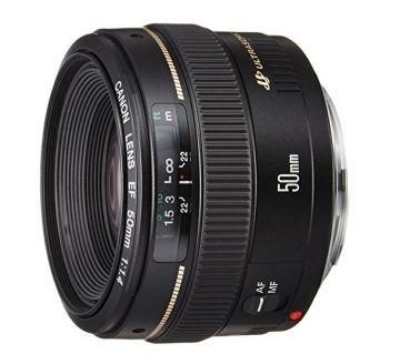 (Used) Canon Monofocal Lens EF50mm F1.4 USM