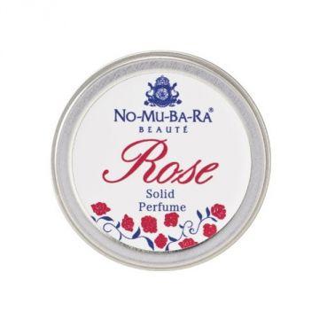 No-Mu-Ba-Ra Rose Solid Perfume (Kneading Perfume, Lip Balm)