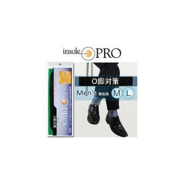 Insole Pro Men's Shoe Insole for Clubfoot