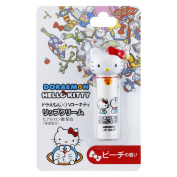 Hello Kitty Lip Cream Peach Falvor 4.5g