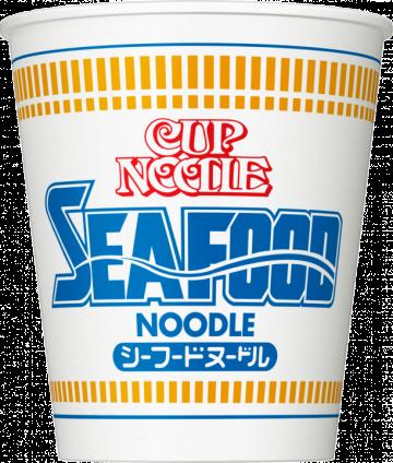 Nissin Foods Cup Noodle Seafood Noodle 75g x 20pcs