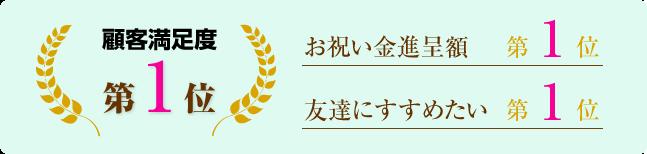 神奈川県の看護師転職・求人サポートの顧客満足度第1位