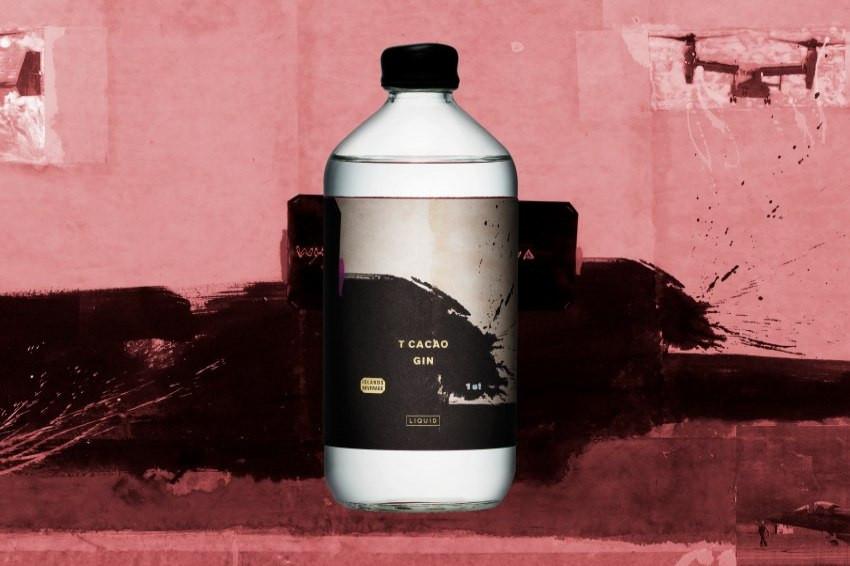 台灣與沖繩的跨島合作!「喝的選品店LIQUID」推出新作可可琴酒,不但原料來自屏東小農,而且台灣也喝得到!