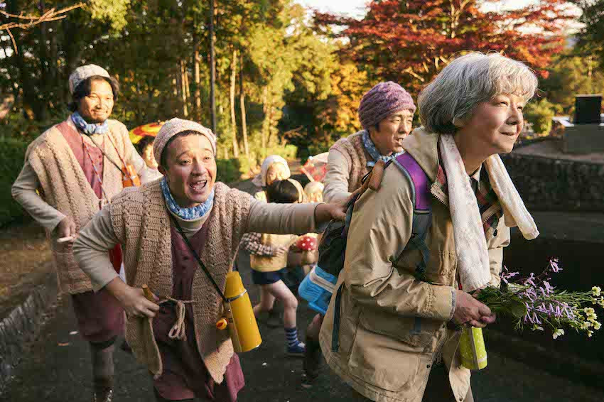 《阿信》田中裕子演出寂寞老年心聲,《我啊,走自己的路》與宮藤官九郎、濱田岳、青木崇高一起笑看人生