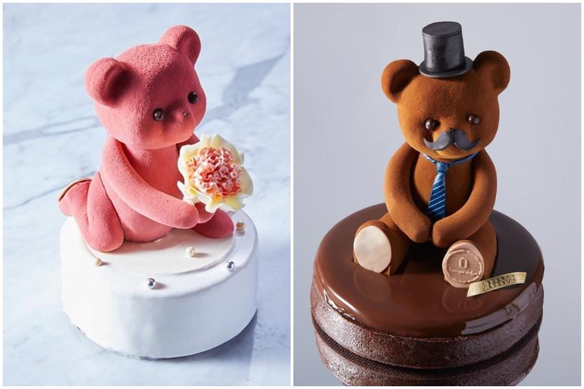 網紅、藝人們都愛!日本討論度超高,「LOUANGE TOKYO」立體小熊蛋糕可愛到捨不得吃!