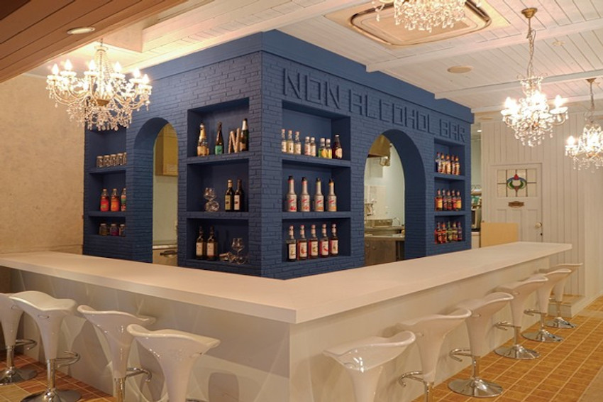 沒有酒精的酒吧「Non Alcohol Bar」京都誕生!提供100種以上的無酒精飲品,酒精過敏者、酒量不佳者都能放心暢飲