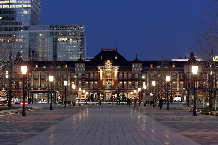 東京車站內的低調飯店,「The Tokyo Station Hotel」聯通東京車站,30秒抵達超方便!