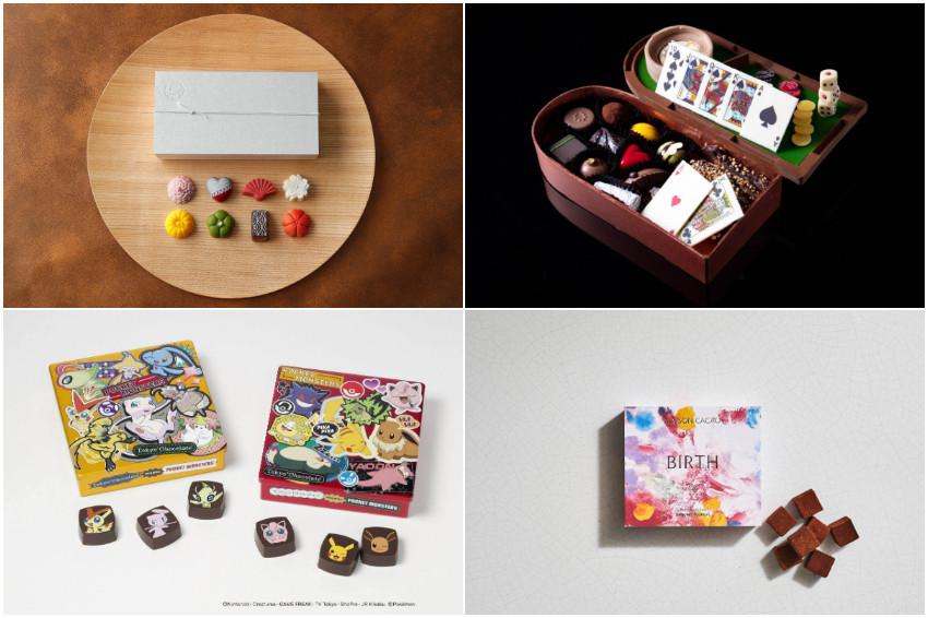 2021年情人節巧克力特搜!中西合璧、逗趣卡通風,各種風格巧克力一次網羅