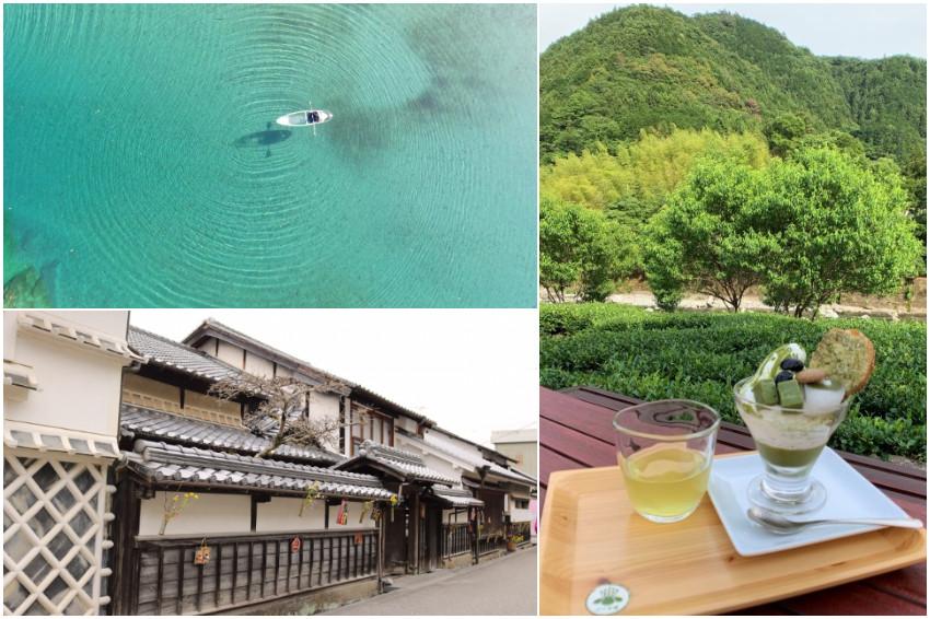 百年鰻魚老舖、高級貢品土佐茶,高知仁淀川不能錯過的絕景美食4選!