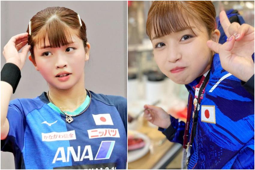 東京帕奧一點紅!日本桌球選手「古川佳奈美」顏值超高受矚目,背後走來其實一路辛酸