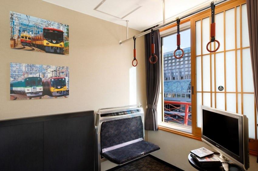 京都塔飯店 × 京阪電車攜手推出嶄新的電車房型!從裡到外被滿滿的電車元素包圍,住宿&觀光一次享有