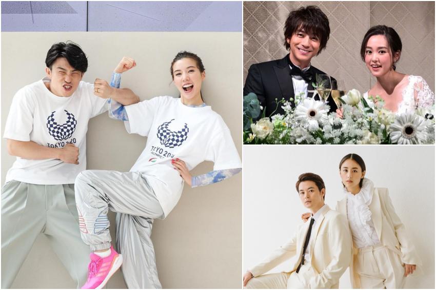 不只新垣結衣和星野源!盤點日本14對假戲真做的日本銀色夫妻檔,一堆經典日劇都變成「我愛紅娘」了!