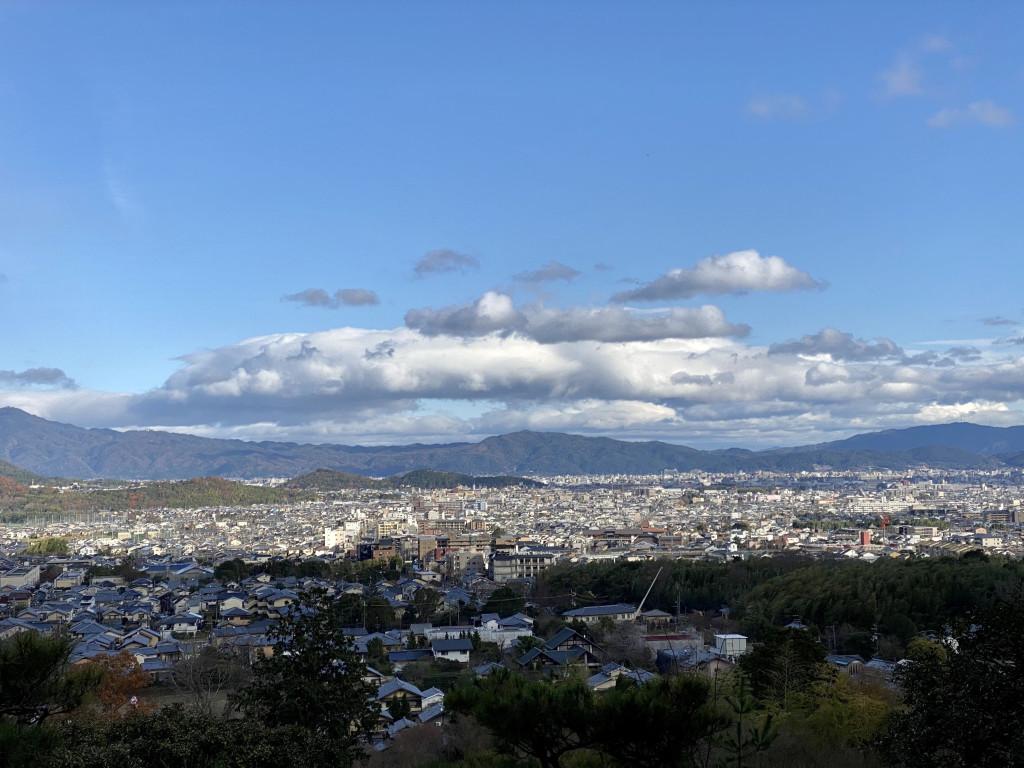 旅行 京都 常寂光寺