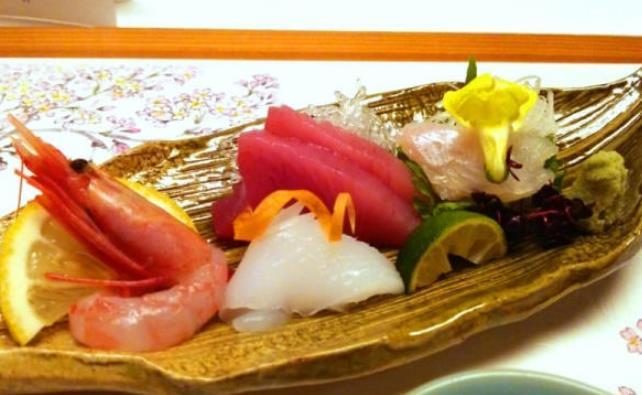 日本自由行@開啟美食之旅~~