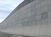 見通せない再稼働 防潮堤完成の浜岡原発