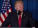 内憂外患のトランプ大統領