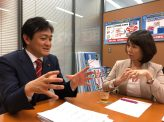 野党同士協力したい 森友問題 希望の党代表玉木雄一郎衆議院議員