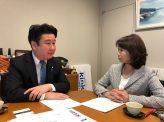 モリカケ問題、国民に徹底説明を 和田政宗参議院議員