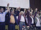 マレーシア初の政権交代 マハティール氏首相に返り咲き