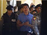 ロイター記者2人を起訴、ミャンマー報道の自由いずこ