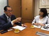 「日本はアジアを代表し米と対話を」松本剛明衆議院議員