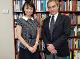 「英語、歴史・文化、人間力の習得を」昭和ボストンフランク・シュワルツ学長