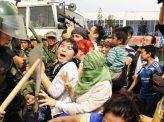トランプ政権 ウイグル問題で中国に抗議