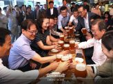 韓国経済迷走 文政権支持率急落