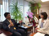 「日本を、取り戻す」加藤勝信自民党総務会長