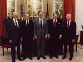 故ブッシュ大統領と日本の絆