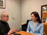 「レーダー照射問題、実務者協議打ち切り妥当」松川るい参議院議員