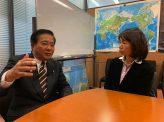 「政治二極化、議論収斂させる」長島昭久衆議院議員