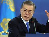 韓国文政権に激震 与党議員疑惑
