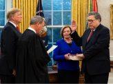 板挟み承知で新司法長官に ウィリアム・バーの勝算 トランプ政権「行く人来る人」列伝1